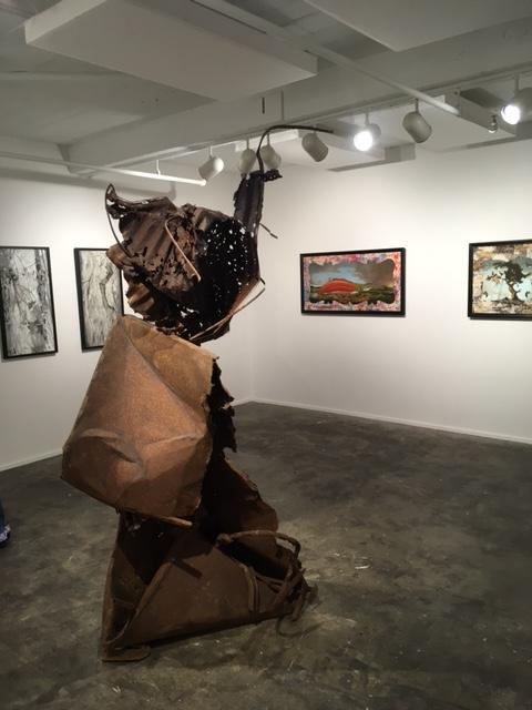 Mr. #3 1, Sculpture by David Slader, Artist