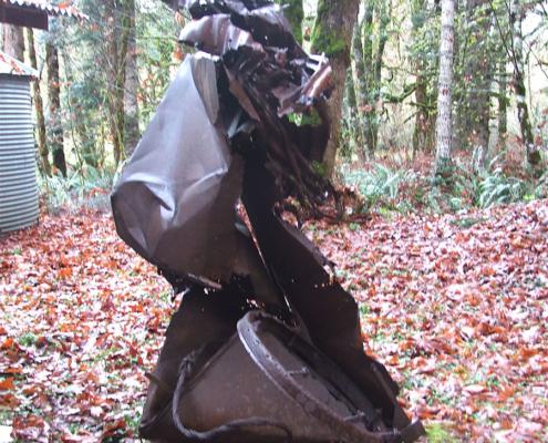 Mr. #3 2, Sculpture by David Slader, Artist