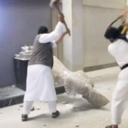 destruction of art, iraq