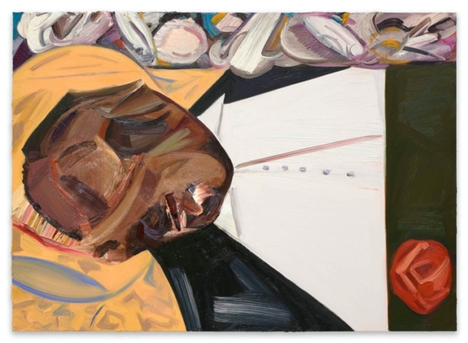 Emmett Till - by Dana Schultz